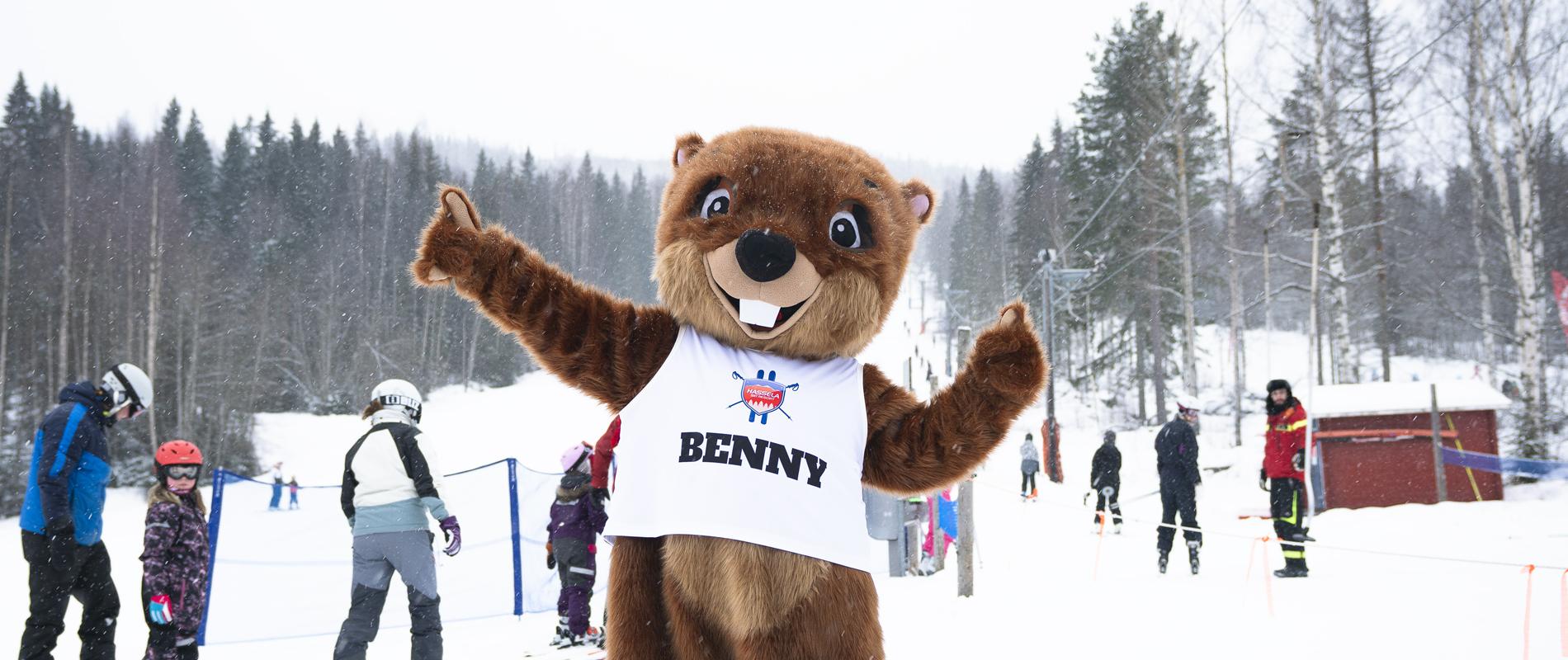 Meet´n Greet med Benny